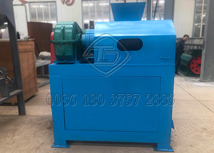 Dry type roller press NPK fertilizer granules pelletizer